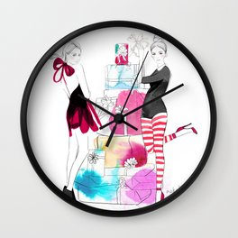 Tis the season to be giving! Wall Clock