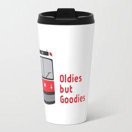 We #LOVE Old Streetcars Travel Mug