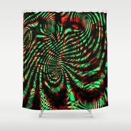 Blind Trip A Shower Curtain