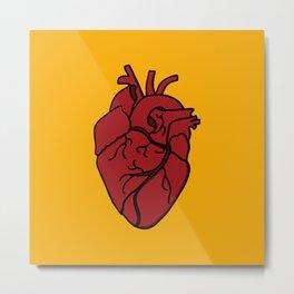 corazon Metal Print