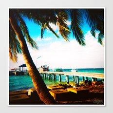 Maldives 02 01 Canvas Print