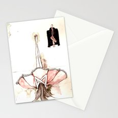 Ballet&leather Stationery Cards