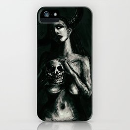 """""""Lilith"""" iPhone Case"""