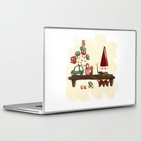 elf Laptop & iPad Skins featuring Elf by Erica_art