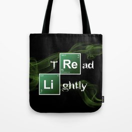 BrBa Tread Lightly Tote Bag