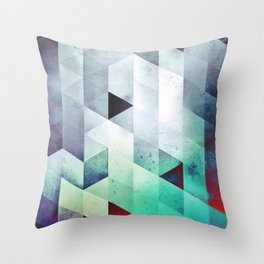cyld_stykk Throw Pillow
