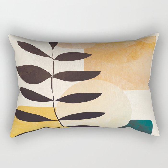 Abstract Elements 20 Rectangular Pillow