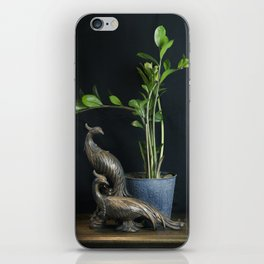 Zee Zee Still Life iPhone Skin
