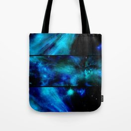 Windows To A Space View Tote Bag