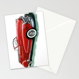 48 Pontiac Silver Streak Stationery Cards