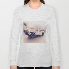M998 Humvee Long Sleeve T-shirt