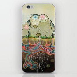 Collective Conscious iPhone Skin