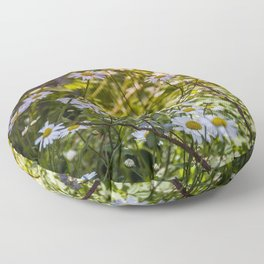 Continuous Matters Floor Pillow