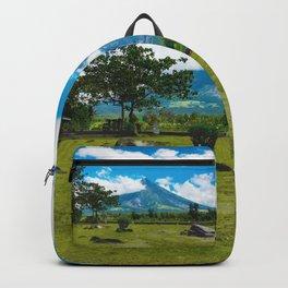 Mayon Volcano Backpack