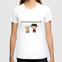 swedish T-shirts featuring Swedish Chibis by artwaste