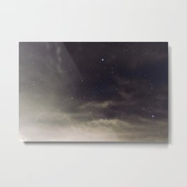 Under the Veil | Nature and Landscape Photography Metal Print