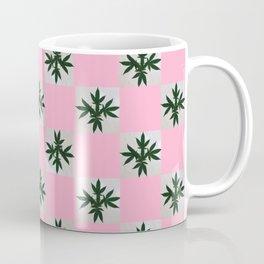 Weed chess pink Coffee Mug