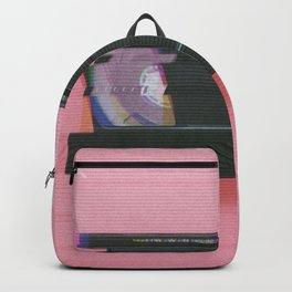 Video tape#VHS#REW<<#effect Backpack