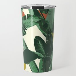 Crystal Gardens Pattern Travel Mug