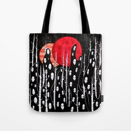 The Message Tote Bag