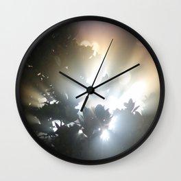 Ohia Wall Clock