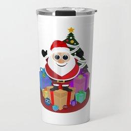Santa Claus - Christmas Travel Mug