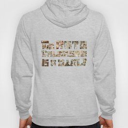 The Pirate Balthasar is a girl! Hoody