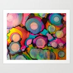 The Universe Inside Art Print