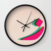 dragonball z Wall Clocks featuring Z ❤ by aldarwish