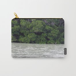 HALF AND HALF Carry-All Pouch