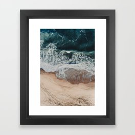 Sands of Gold Framed Art Print