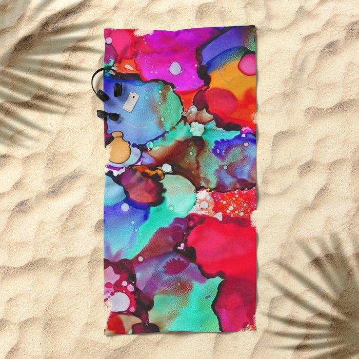 Spring 11 Beach Towel