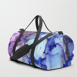 NEW Alcohol Ink Versus Duffle Bag