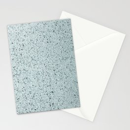 Terrazzo Teal Stationery Cards