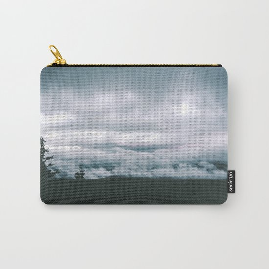 Forest Fog VII Carry-All Pouch