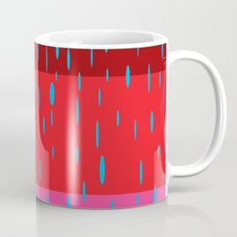 Fruit Punch Abstract Coffee Mug