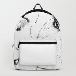 asc 918 -  Le duo à trois (The twosome with you) Backpack