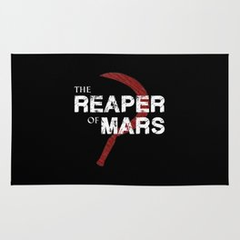 The Reaper of Mars Rug