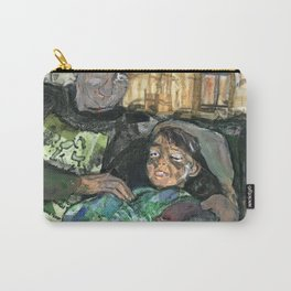 patrick with children Carry-All Pouch
