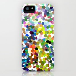 Graffiti Style, abstract art iPhone Case