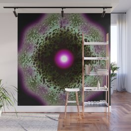 Astral Gateway Abstract Wall Mural