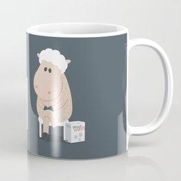 Wool wash Coffee Mug