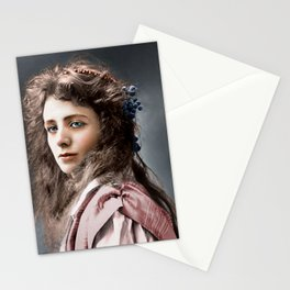 Maude Adams 1872-1953. From The Collection Most Beautiful Women Of The Late 19th And Early 20th C. Stationery Cards