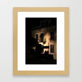 Athens IV Framed Art Print