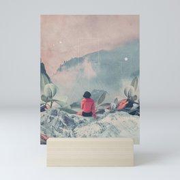 Lost in the 17th Dimension Mini Art Print