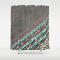 arizona Shower Curtains featuring Arizona by EverMore