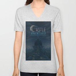 Castle Adventurer Unisex V-Neck