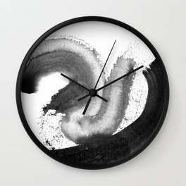Its not me, its a brush Wall Clock