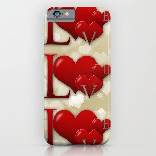 Love! Love! Love!  iPhone & iPod Case