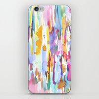 dance iPhone & iPod Skins featuring Dance by Amy Sia